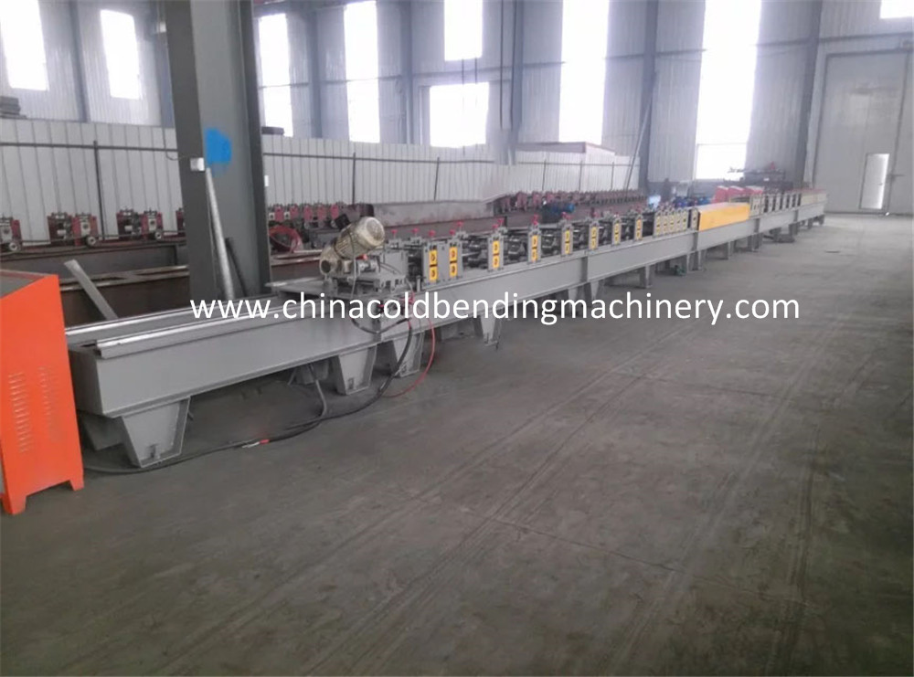 Pu Rolling Shutter Door Roll Forming Machine