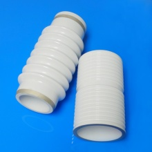 Metallized Ceramic Vacuum Tubes for Vacuum Breaker