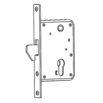 Wholesale Distributors for Hook Bolt Mortise Lock Hook bolt mortise lock supply to India Wholesale