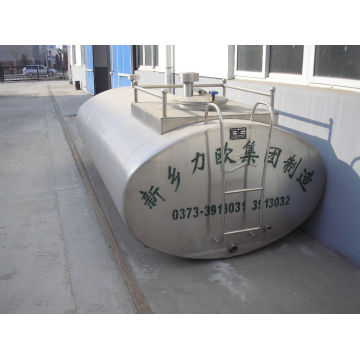 Multi-function milk tank high efficiency milk cooling tank
