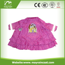 Foldable Cheap PVC Children Outdoor Jacket