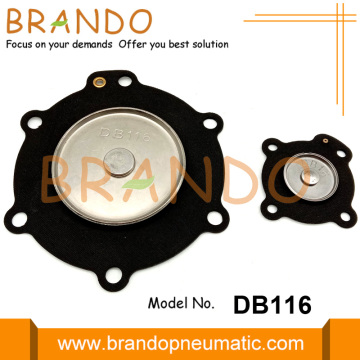 DB116/C + DB16/G 2'' Diaphragm Valve Repair Kit