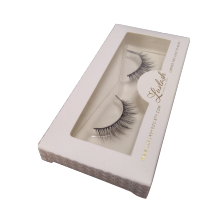 Wholesale Custom Elegant Eyelashes Paper Box