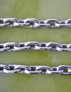 Grade 80 Alloy Lifting Chains Short Link Chain