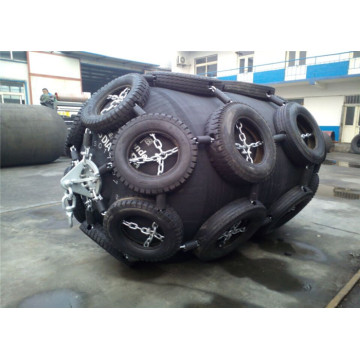 Ship to Ship Dock Fenders Initial Internal Pressure