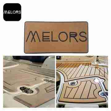 Melors EVA Foam Adhesive CNC Customized Yacht Mat