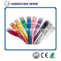 factory supply 4 pairs 26awg cat5e utp patch cord