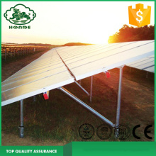 China Professional Supplier for Solar Panel Stand System Q235 Steel Material Rail System Components supply to Cyprus Exporter