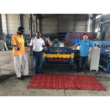 Metal Roofing Sheet Making Building Construction Machine