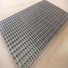 galvanized fountain  kick plate grating used