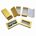 Promotion Different Types Fashion Eyelash Box Packaging