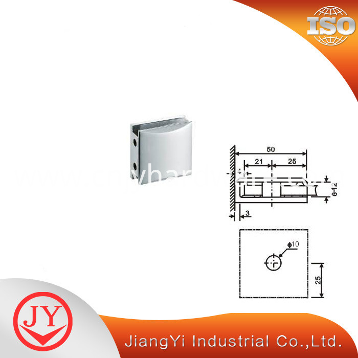 Glass Clamp for 8-10mm Glass