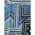 Ethnic Joint Rayon Voile 60S Printing Woven Fabric