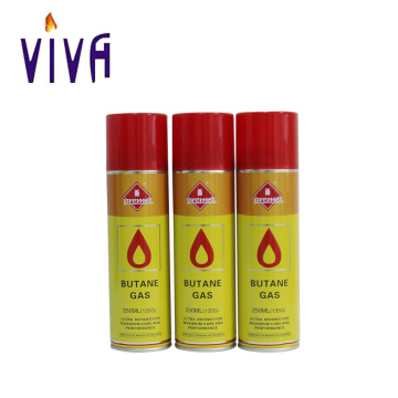 250ml butane gas refill