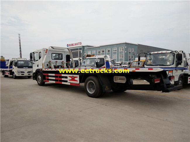 Dongfeng Road Tow Trucks