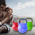 PVC Rubber Coated Kettlebell Set