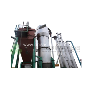 Wood Gas Producing Equipment Wood Gasifier