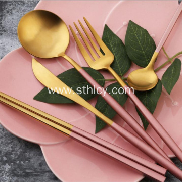 Cutlery And Dinnerware Chopsticks Stainless Steel Cutlery