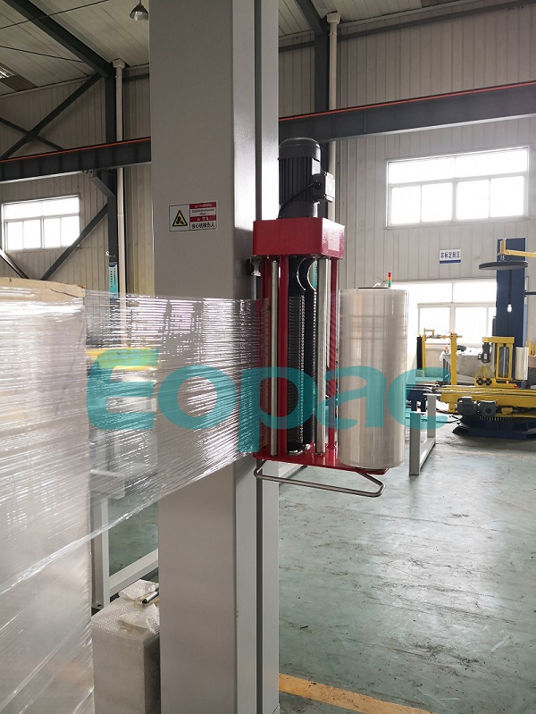 Stretch Film Wrapping Machine with CE