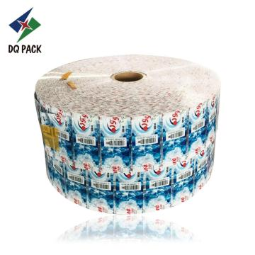DQ PACK Flexible packaging plastic film roll for label
