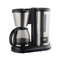 Electronic control coffee maker