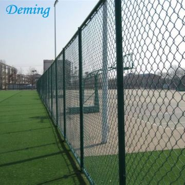 60mm Chain Link Fence For Children Swimming Pool