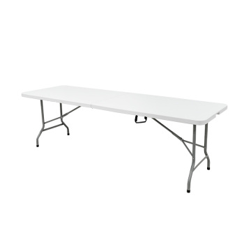 Hot Sale Modern Long Fold-In-Half Dining Table