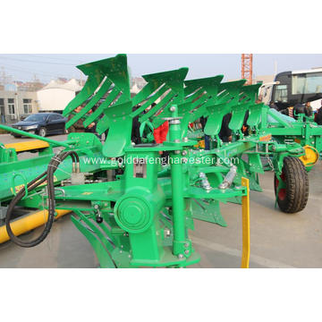 reversible plough agricultural machine cultivating