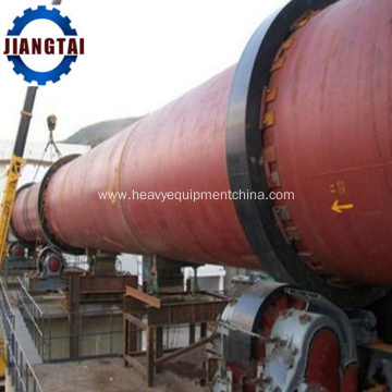 Rotary Calcination Kiln For Quicklime Sintering Process