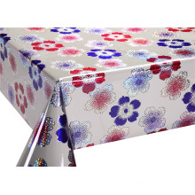 Purchasing for 3D Laser Printed Pvc Tablecloth 3D Laser Coating Tablecloth Safe export to Armenia Manufacturers