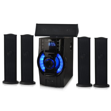5.1 used home theater entertainment system