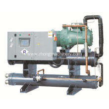 Screw Type Water  Chiller with big capacity