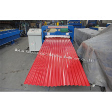 Water Wave Roof Roll Forming Machine For Iran