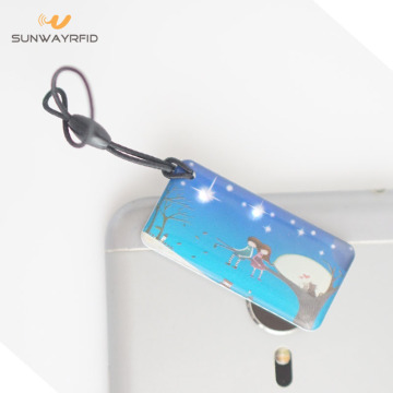 13.56mhz Bubble NFC Tag With LED lights