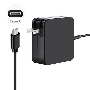 PD 60W Type-C  Charger US Plug