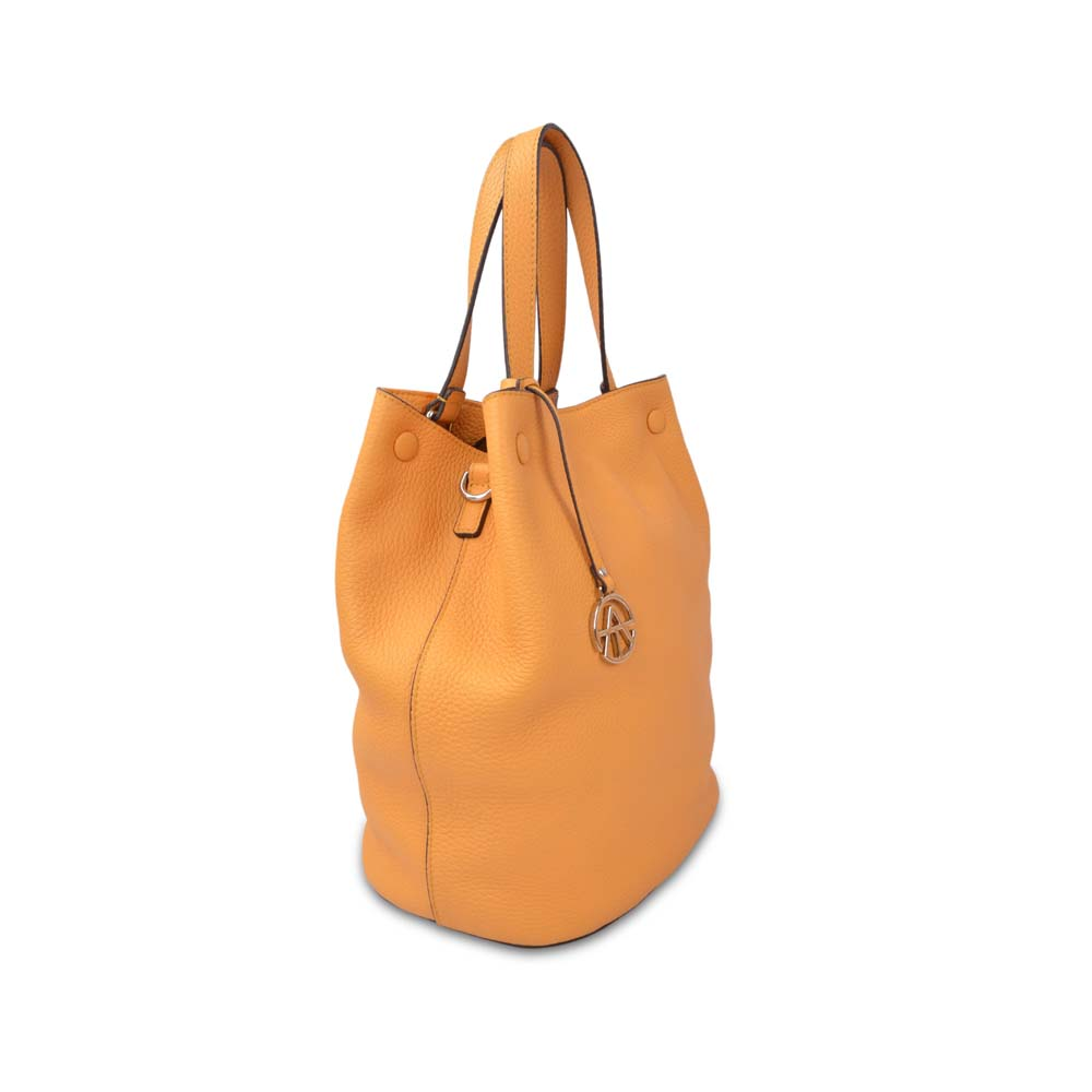 lady bags female handbag bucket leather bag
