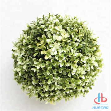 Factory directly provide for Outdoor Artificial Grass Ball Assembly Artificial Plant Ball export to Spain Supplier