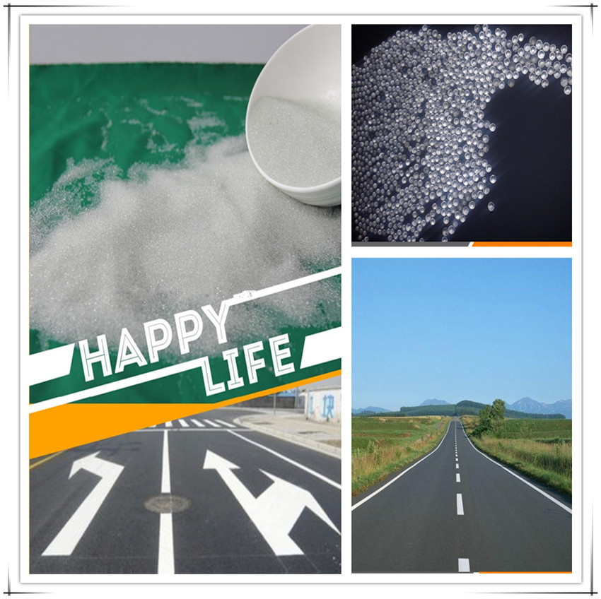 China High Quality Reflective Aashto Road Marking Glass Beads
