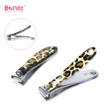 Carbon steel nail clippers set with printing pattern