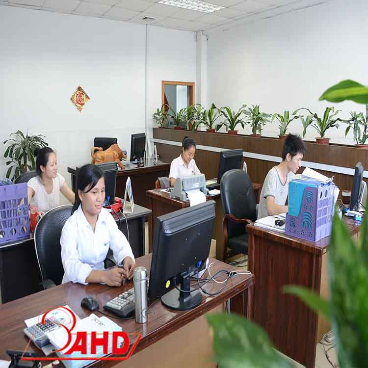 AHD workplace