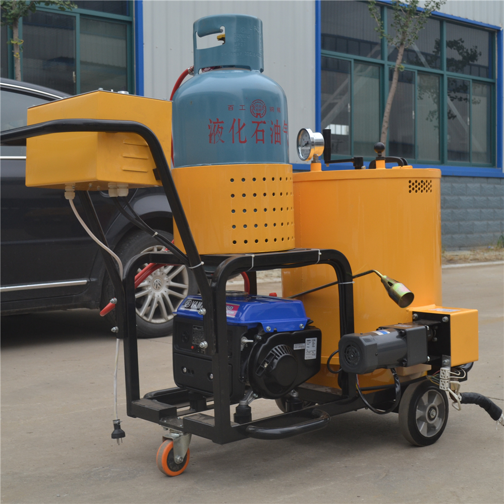 Walk Behind Asphalt Crack Filling Machine