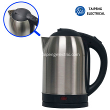 High Quality Industrial Factory for Stainless Steel Electric Tea Kettle Electrical S/S kettles and tea pot export to South Korea Manufacturers