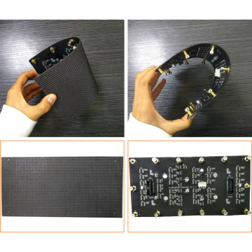 P3 flexible module for indoor soft screen