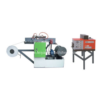flat paper rope making machine