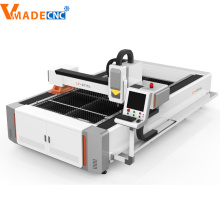 Good Quality for 1000W Fiber Laser Cutting Machine 1000W Steel Fiber Metal Cutting Machine supply to Solomon Islands Importers