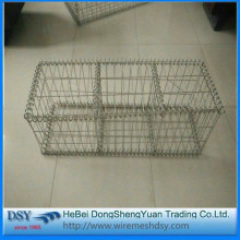 High Tensile Hexagonal Galvanized Welded Gabion Box