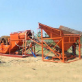 Spiral Washing Machine Stone Washing Plant For Sale