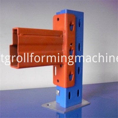 Storage Shelf Rack Forming Machine