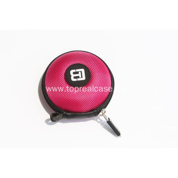 Small custom earphone case earbud case