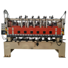 CNC cuplock vertical scaffolding automatic welding machine